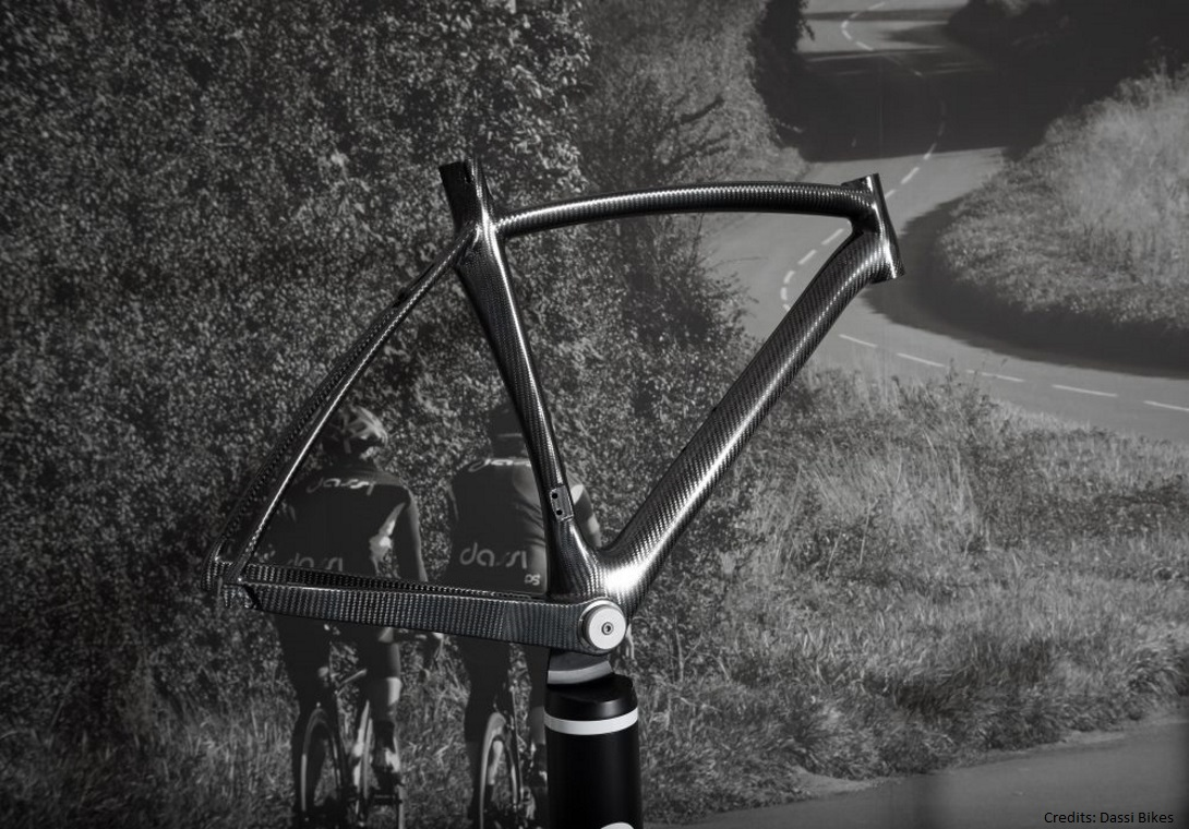 Dassi Bikes unveil word's first Graphene bicycle frame