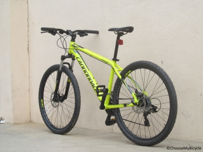 Cannondale Catalyst 3 27.5 (2016) Design