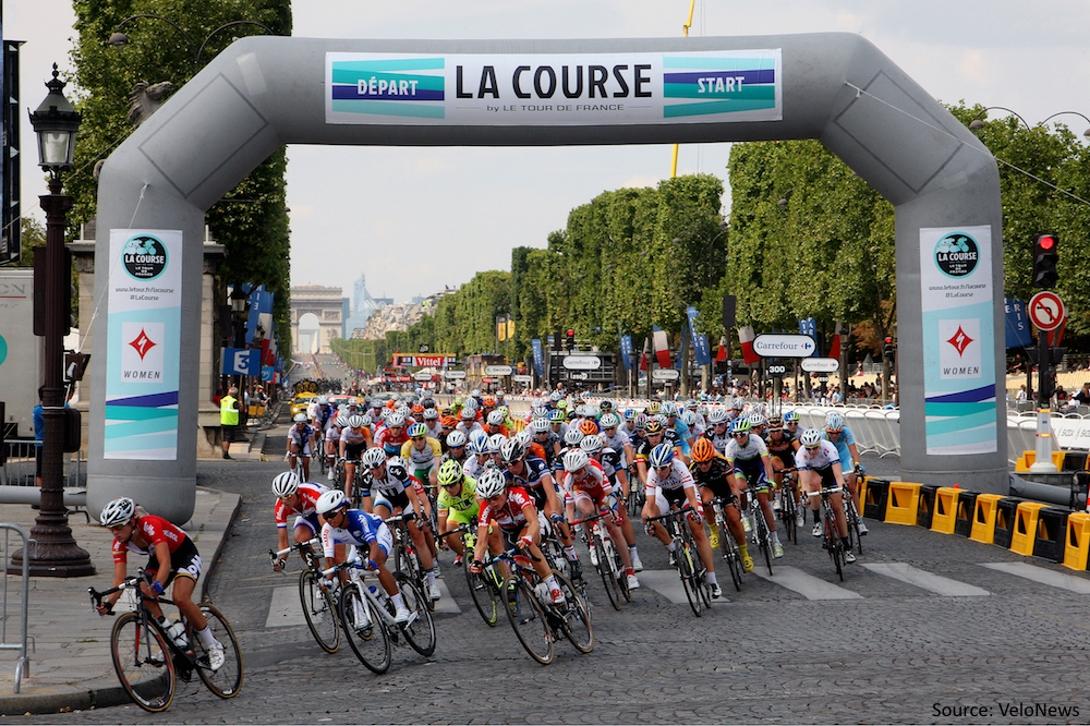 La Course 2016 by Le Tour de France