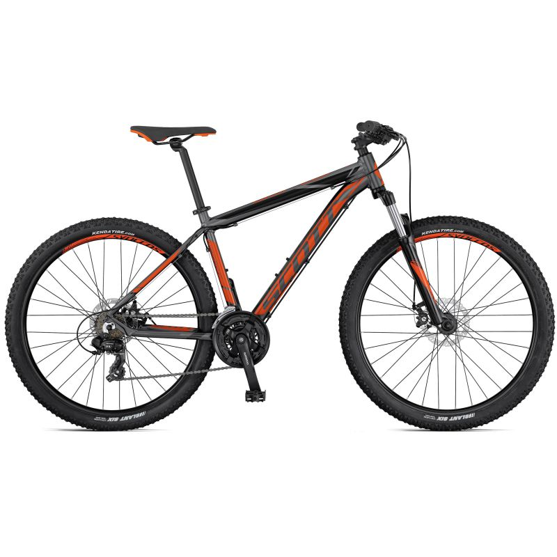 scott aspect 970 2017 black with red