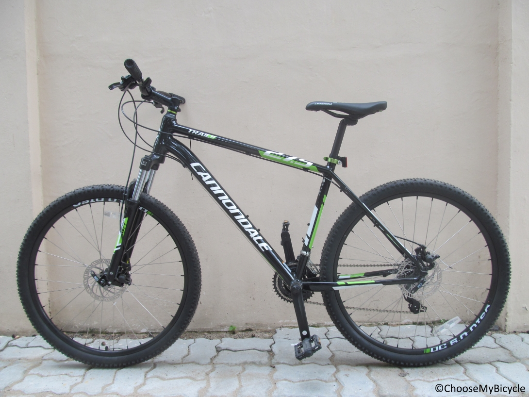 Cannondale Trail 8 27.5 (2016) Review