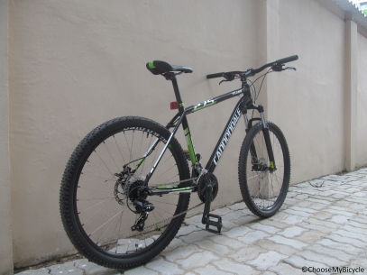 Cannondale Trail 8 27.5 (2016) Frame, Fit and Comfort
