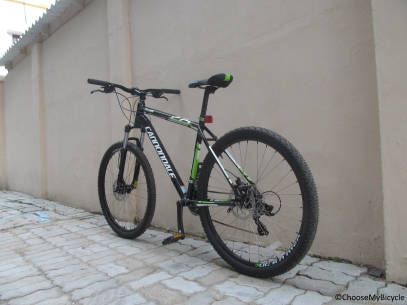 Cannondale Trail 8 27.5 (2016) Design