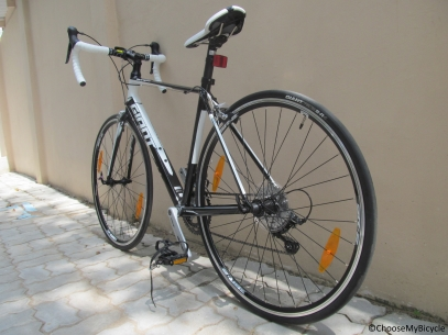 Giant Defy 5 (2016) Design