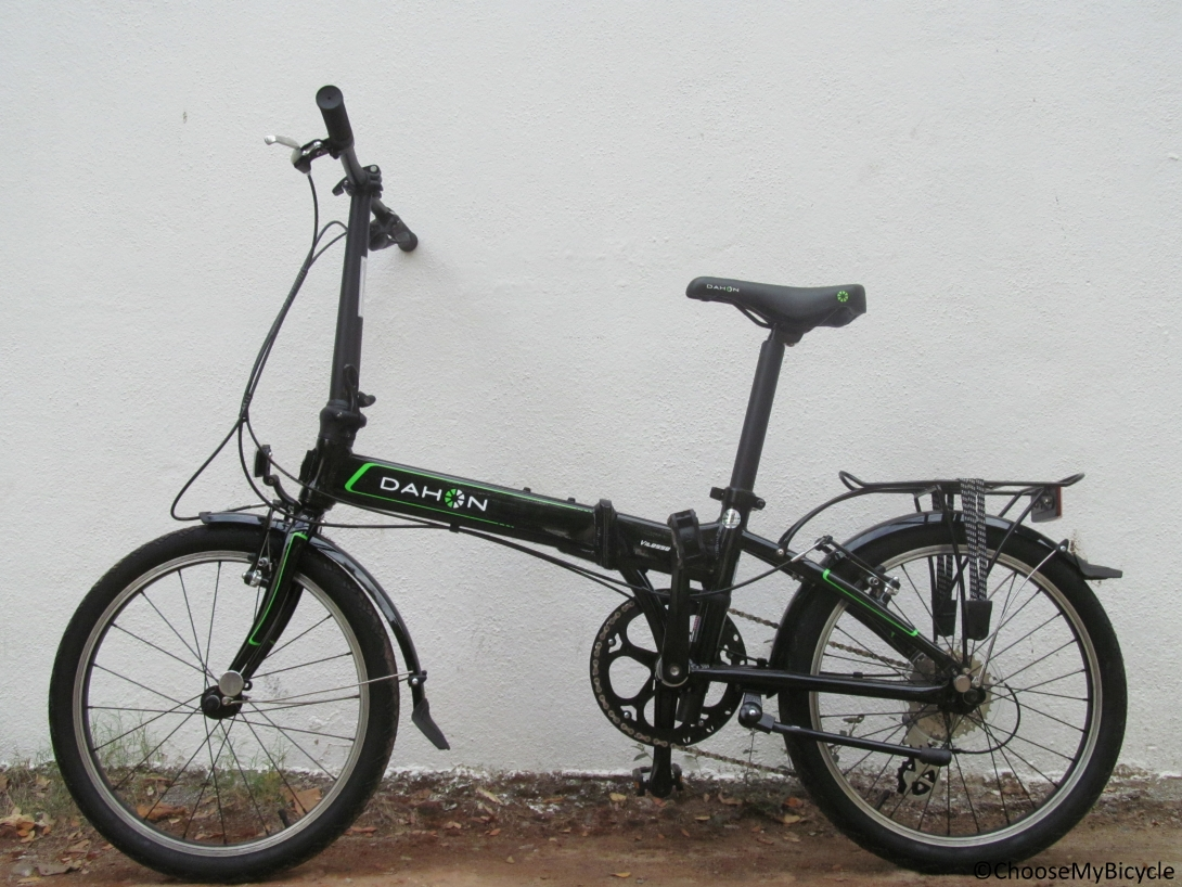 Dahon Vitesse D8 (2016) Review
