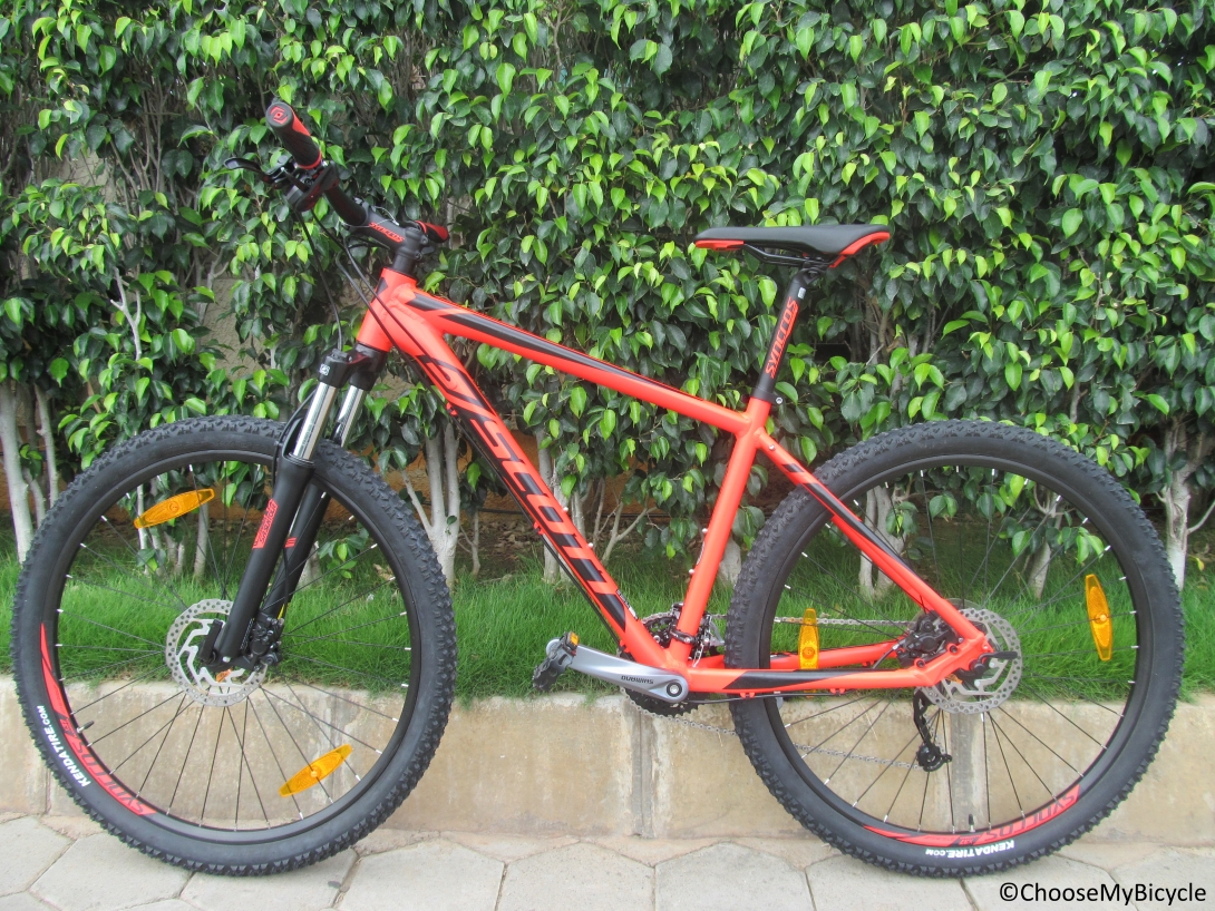 Scott Aspect 740 (2015) Review
