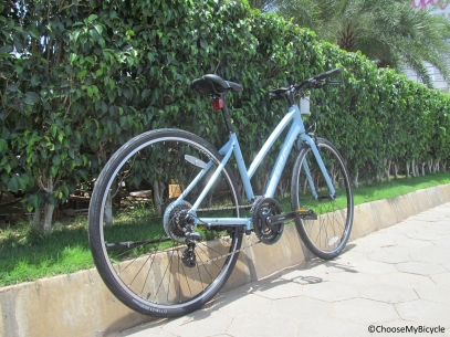 Fuji Absolute 2.1 ST (2016) Frame, Fit and Comfort