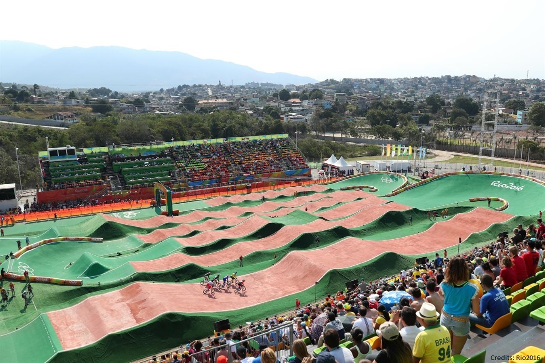 2016 Rio Olympic Games - BMX Race Review