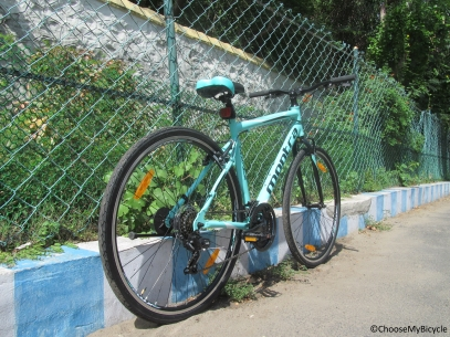 Montra Trance Pro (2016) Frame, Fit and Comfort
