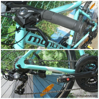 Montra Trance Pro (2016) Gearing