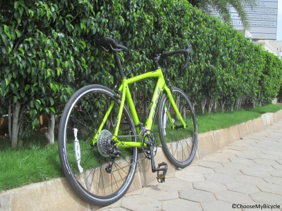 Fuji Sportif 2.3 (2016) Frame, Fit and Comfort