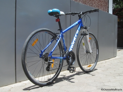 Montra Blues 1.1 (2016) Frame, Fit and Comfort