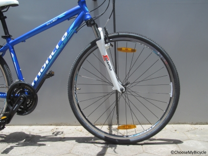 Montra Blues 1.1 (2016) Ride Quality