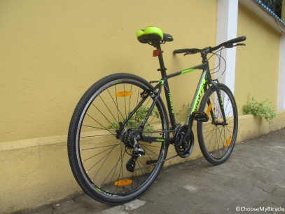 Montra Timba 1.1 (2016) Frame, Fit and Comfort