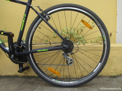 Montra Timba 1.1 (2016) Ride Quality