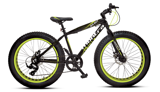 montra big boy 24 2016 black with yellow