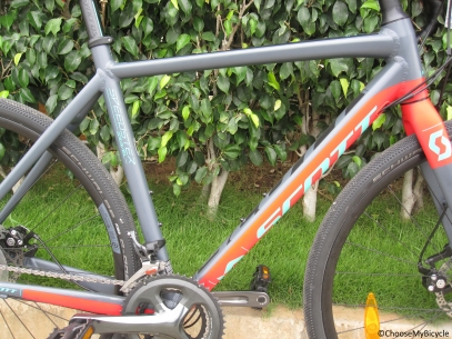 Scott Speedster Gravel 20 Disc (2017) Review