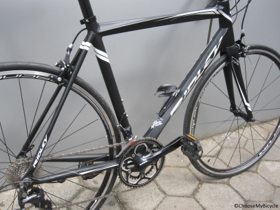 Ridley Fenix Alloy 10 (2016) Frame, Fit and Comfort