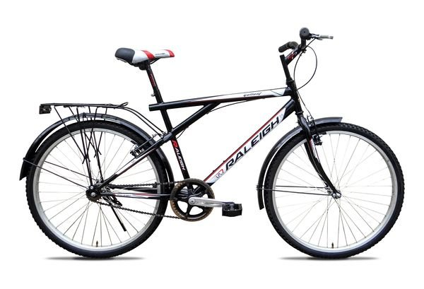 raleigh gallant 2014 black with white