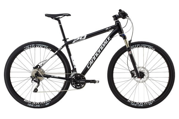 Cannondale TRAIL SL 2 2014