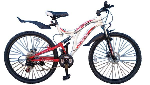 cosmic voyager 2014 white with red