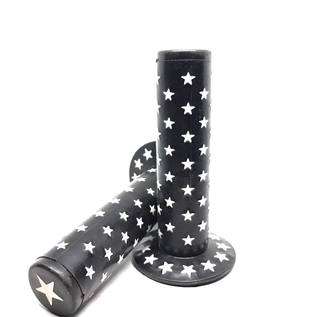 BSA Champ Grips Star Black