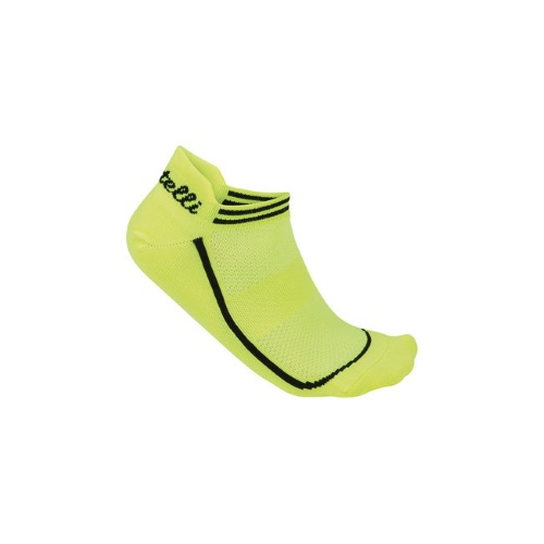 castelli invisible yellow fluo