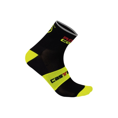 Castelli Rossocorsa 9 Black/Yellow