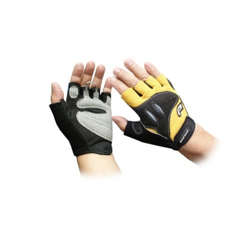 Good Hand Half Finger Gloves Yellow