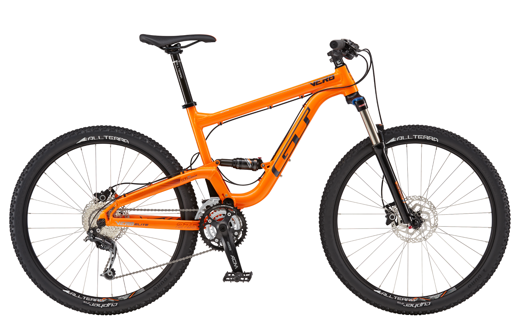 gt verb elite 2017 orange