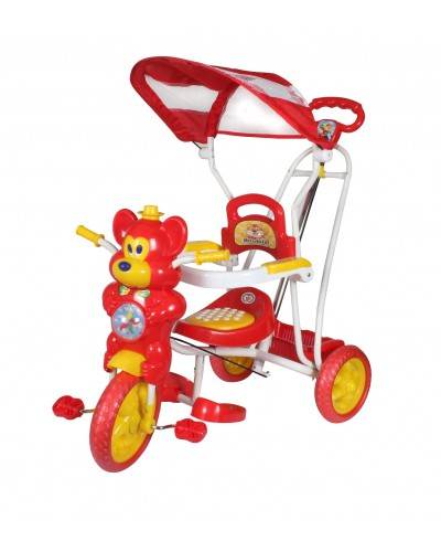 HLX - NMC Kids Fun Mouse Tricycle Cum Rocker (2016)