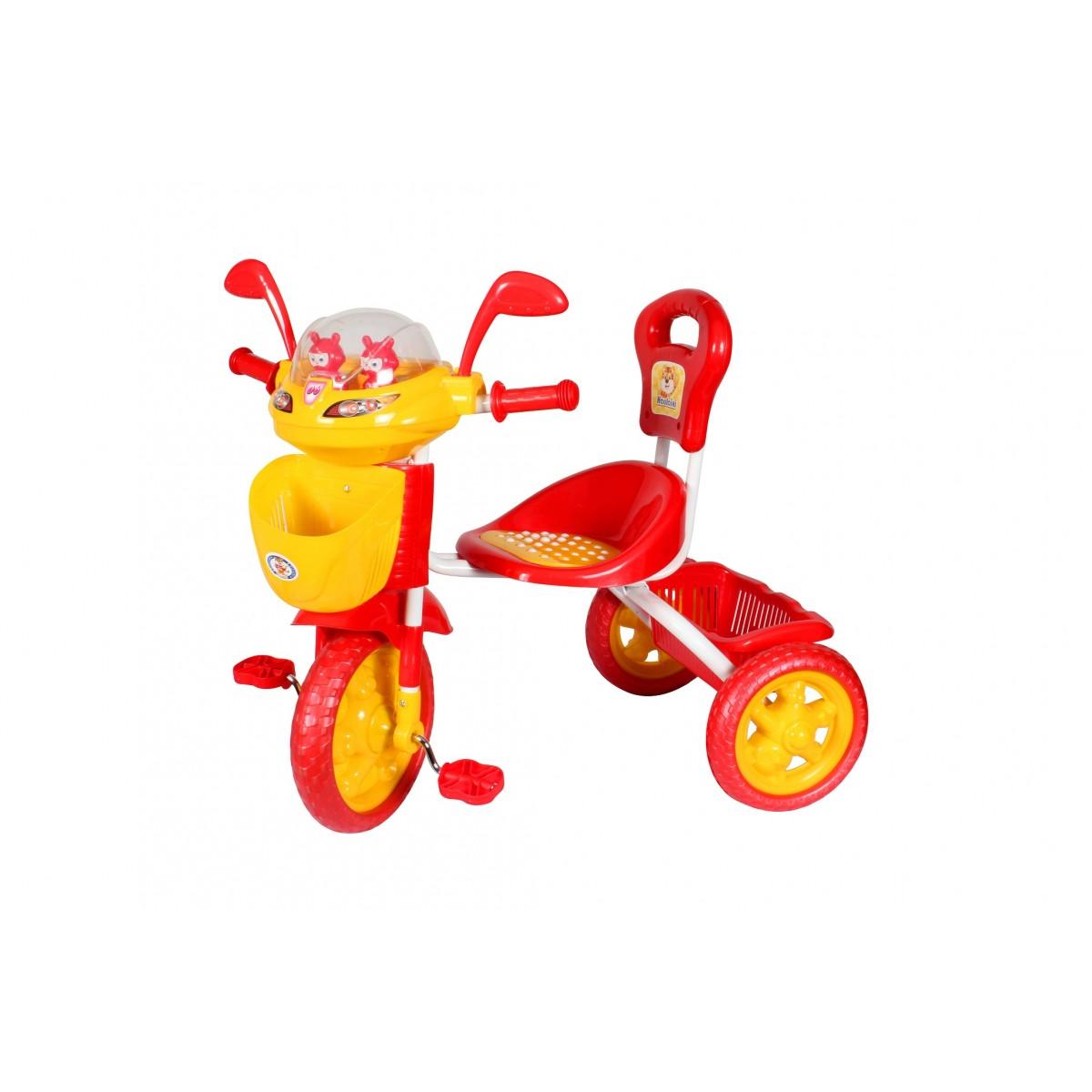 HLX - NMC Kids Spaceship Tricycle Cum Rocker (2016)