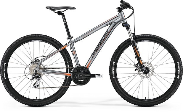 Merida Big Seven 20 MD (2017)