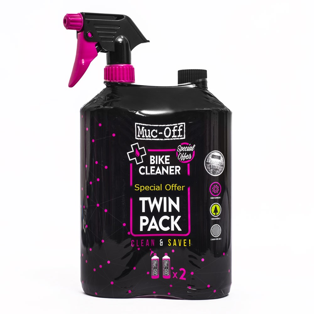 Muc Off 1L Twin Pack