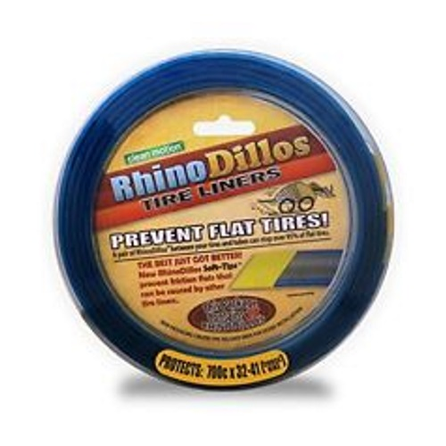 RhinoDillos Tire Liners 700 x 32-41 Gold