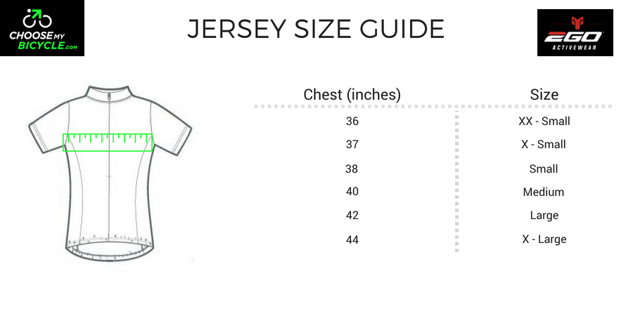 2Go Men Cardio Red Cycling Jersey | Price, Specifications