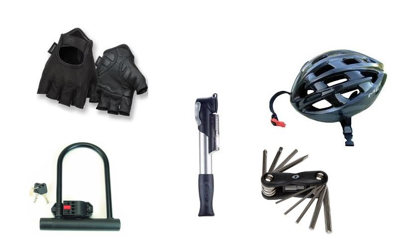 Beginner's guide to Cycling Accessories