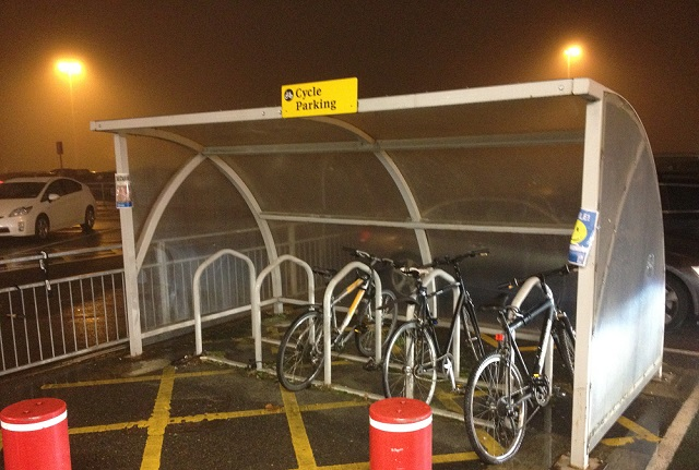 Chennai Metro Stations to get Bicycle Parking Bays