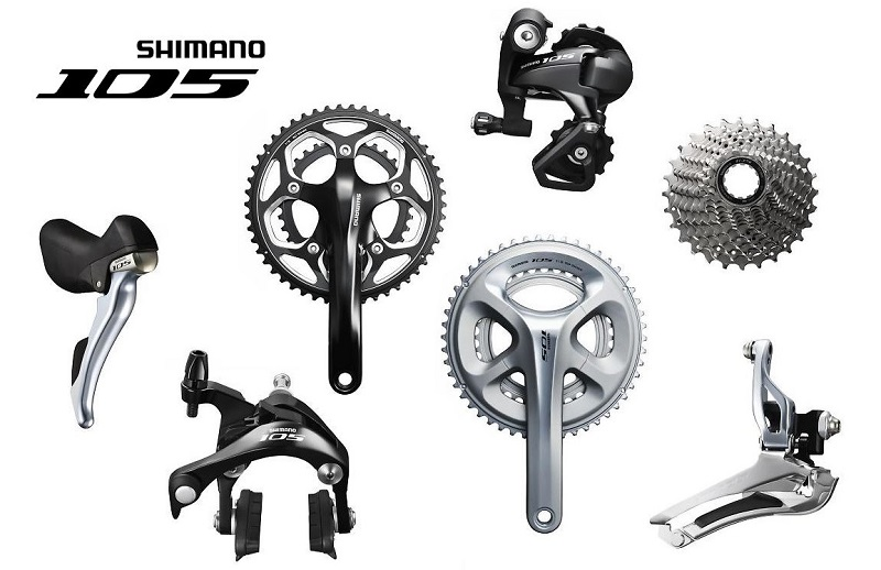 New and Improved Shimano 105 groupset set to release in June 14