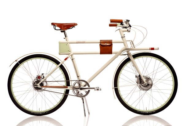 The Faraday Porteur e-bike