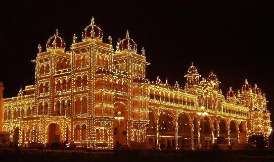 Pedal Power to illuminate Mysore Palace