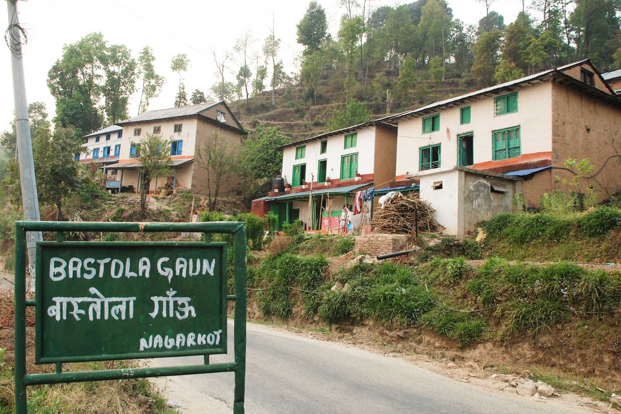 Bastola Village, Home to Nagarkot Community Homestay