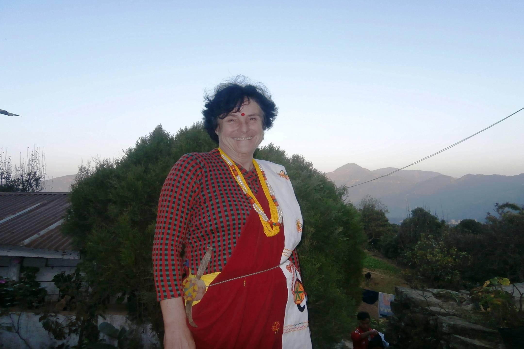 Host of Community Homestay in Namje Nepal