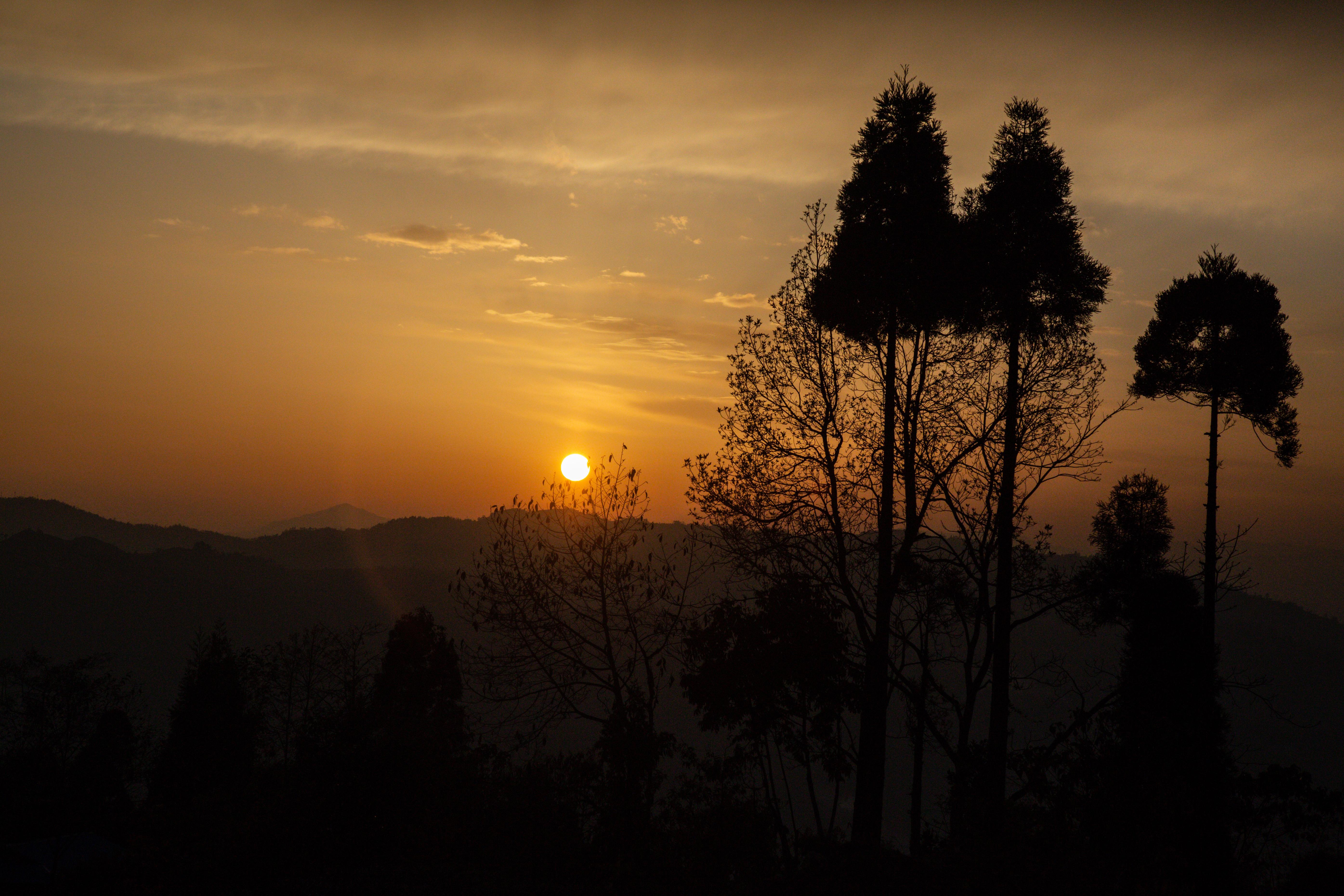 Shree Antu Sunrise
