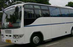 cityflo rental bus : 45-49 seater