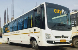 cityflo rental bus : 29-36 seater