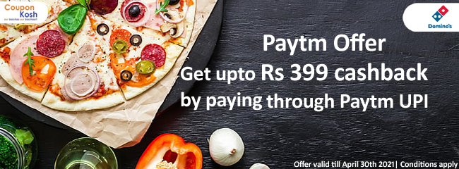 Paytm Offer: Get upto Rs 399 cashback on paying through Paytm UPI payment