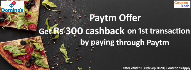 Paytm Offer: Get upto Rs 300 cashback on first transaction paying through Paytm UPI payment
