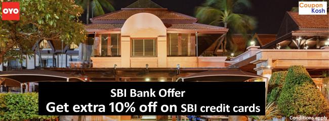 SBI Bank Offer: Get extra 10% off on SBI bank credit cards