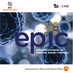 EPIC: Educational program on infectious disease challenges